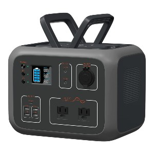 MAXOAK Portable Power Station AC50S - Best Portable Power Station for CPAP: One of the Top