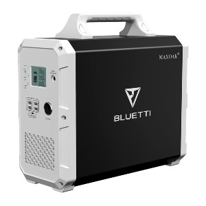 Bluetti EB150 - Best Budget Power Station: Multi outputs for various use