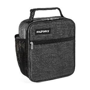 MAZFORCE Original Lunch Bag - Best Lunch Box with Ice Pack: Keep Your Food Fresh for Hours