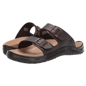 MBT Nakuru - Best Walking Sandals for Men: Slip-On Design with Two Adjustable Buckles