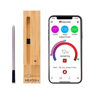 MEATER Plus  - Best Food Thermometer Digital: Best smart pick