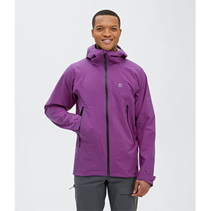 MEC Hydrofoil Stretch Jacket - Best Rain Jackets for Heavy Rain: Lightweight and Packable