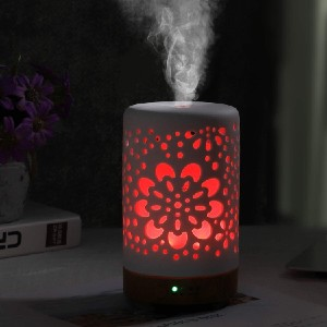 MEDELIKE Essential Oil Diffuser - Best Oil Diffusers on Amazon: Diffuser with Compact Design