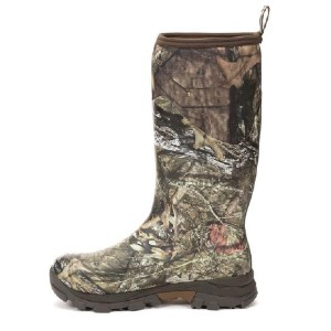 The Original Muck Boot ARCTIC ICE TALL MOSSY OAK - Best Boots for Ice Fishing: Extended, Soft Rubber Coverage
