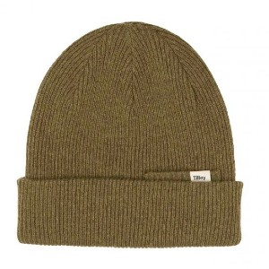 Tilley MERINO BEANIE - Best Beanies for Men: Brushed Yarns for An Extra Soft Feel