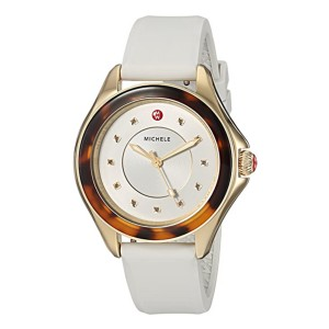 MICHELE Women's Cape Stainless Steel  - Best Formal Watches for Ladies: Show your sporty personality