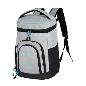 MIER Insulated Lunch Backpack  - Best Lunch Cooler for Work: Great for backpacker