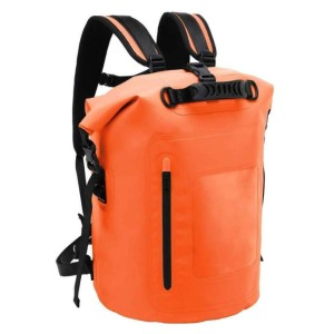 MIER Large Waterproof Backpack - Best Waterproof Backpack for Fishing: Stronger Seal Constructed