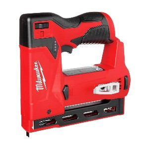 Milwaukee M12  - Best Staplers for Insulation: Compact and Ergonomic Design