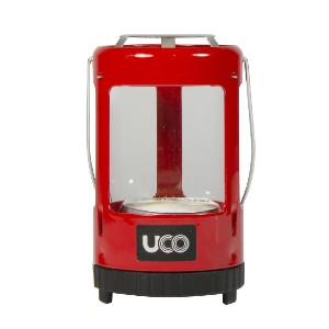 UCO MINI CANDLE LANTERN - Best Candle Lanterns: Constructed of Lightweight, Durable Aluminum