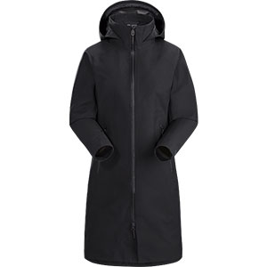 Arcteryx MISTAYA COAT - Best Rain Jackets For Europe: For Everyday Wear and Fully Protective Rain Jacket