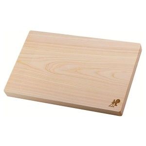 MIYABI Cutting Board Hinoki - Best Cutting Boards for Japanese Knives: It stays in place