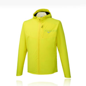 MIZUNO ENDURA 20K WATERPROOF TRAIL  - Best Rain Jackets for Heavy Rain: Exceptional Protection During Harsh Weather