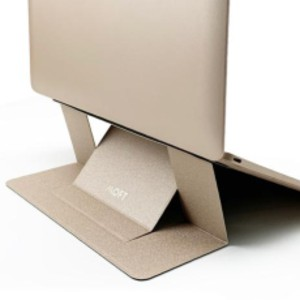MOFT Laptop Stand - Best Laptop Stand for MacBook Pro: Constructed with Customized PU