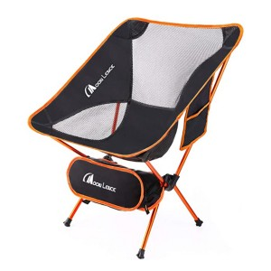 MOON LENCE Portable Folding Chairs  - Best Folding Chair for Sports: The lightest of all