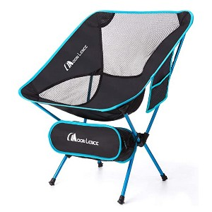 MOON LENCE Outdoor Portable Folding Chairs - Best Folding Chair for Camping: The lightest of all