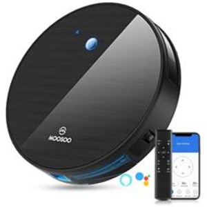 MOOSOO MT-501 - Best Robot Vacuum Cleaner: Automatically Recharge