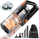 10 Reviews: Best Car Vacuums (Oct  2020): Dual Filtration System Vacuum Cleaner