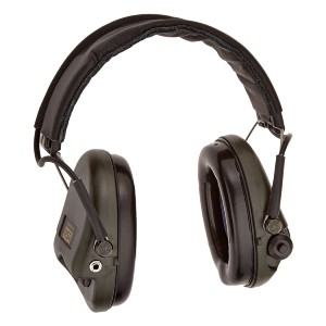 MSA Sordin DIGITAL SUPREME PRO X  - Best Shooting Hearing Protection: Each Microphone Has Been Water Proofed