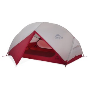 MSR Hubba Hubba NX 2 Tent - Best Tents for Heavy Rain: Ultra-Durable Poles and Waterproof Coating Material