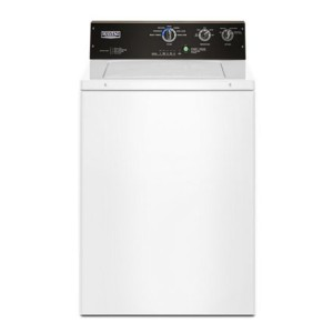 Maytag 3.5 cu. ft. Commercial-Grade Residential Agitator Washer - Best Commercial Washers: Best for budget