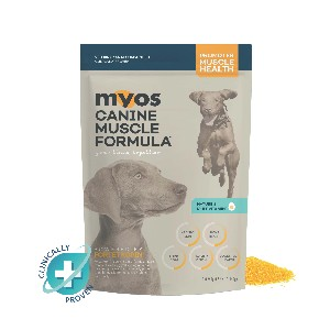MYOS Canine Muscle Formula - Best Weight Gainer Dog Food: Simple. Natural. Proven