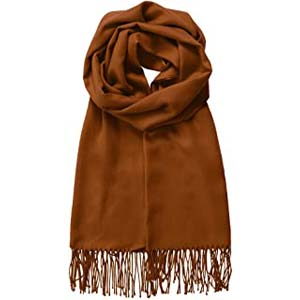 Made By Johnny Elegant Cashmere Scarfs - Best Scarves for Winter: Suitable for all occasions