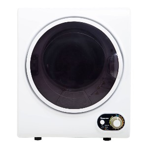 Magic Chef Compact Electric White MCSDRY15W Dryer - Best Compact Dryers: The most affordable