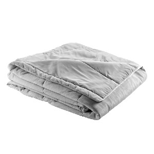 Mainstays Cool-Touch Cooling Blanket - Best Summer Blanket for Hot Sleepers: Reversible Blanket