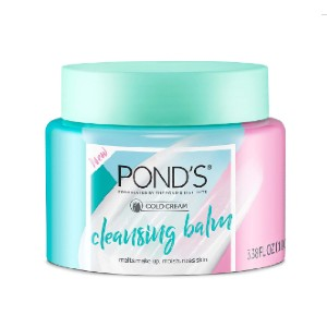POND'S Makeup Remover Cleansing Balm - Best Makeup Remover Balms: Dissolves All Traces of Makeup and Impurities