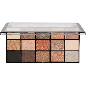 Makeup Revolution Iconic 2.0 Reloaded Palette - Best Affordable Eyeshadow Palette: 15 Neutral Eyeshadow Palette