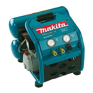Makita MAC2400  - Best Air Compressors for Home Shop: Two tools simultaneously