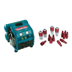 Makita MAC2400 Big Bore - Best Air Compressors for Sandblasting: Improved stability and durability