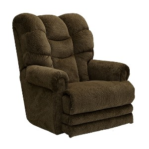 Catnapper Malone - Best Recliners for Heavy Person: Features Sturdy Steel Seat Box