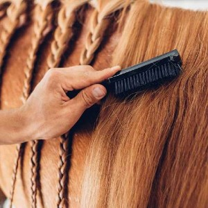 BioMane Mane and Tail Brush - Best Brush for Horse Mane and Tail: Fantastic addition to grooming box