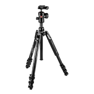 Manfrotto Befree Advanced Tripod  - Best Portable Tripods for DSLR Camera: Great for professionals