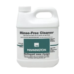 Mannington  Rinse-Free Cleaner  - Best Cleaning Solution for Vinyl Floors: Concentrated Formula