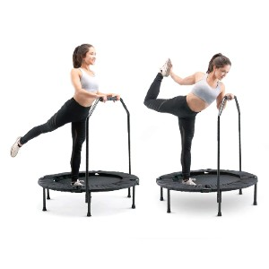 Marcy Trampoline Cardio Trainer with Handle ASG-40 - Best Trampoline for Kids and Adults: Keeps you in shape