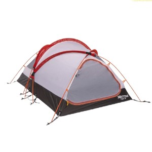 Marmot Thor 2P Tent - Best Two-Person Camping Tents: Tent with Internal Guyline System for Prevent Winds and Snow