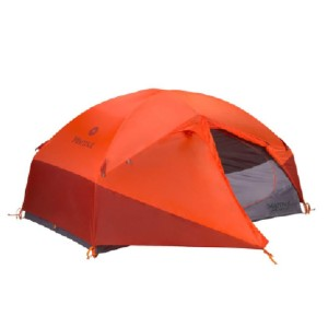 Marmot Limelight 2P Tent with Footprint - Best Tents for Heavy Rain: Tent with Large D-Shaped Door and 2 Vestibules