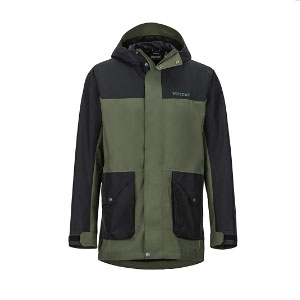 Marmot Wend Hardshell Rain Jacket - Best Rain Jackets For Europe: High Breathability and Excellent Freedom of Movement