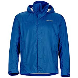 Marmot PreCip Men's Rain Jacket - Best Raincoats for Summer: You are free to commute