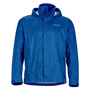 Marmot PreCip Men's Rain Jacket - Best Raincoats for Cycling: Breathable rain jacket