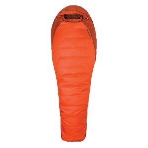 Marmot  Trestles 0 Sleeping Bag - Best Synthetic Sleeping Bags for Backpacking: Remarkably warm