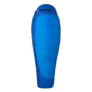 Marmot Trestles - Best Down Sleeping Bags for Backpacking: Warm and not wet