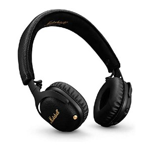 Marshall Mid ANC On-Ear Headphone - Best On Ear Headphones for Running: Well-balanced sound