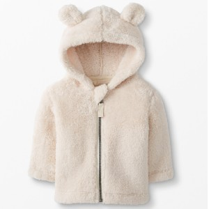 Hanna Marshmallow Bear Jacket - Best Winter Coat for Babies: Finished with Two Little Ears