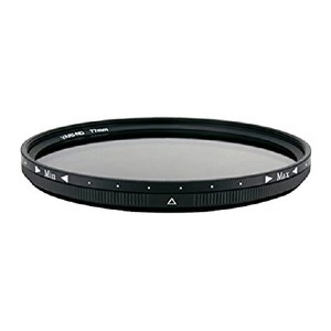 Marumi ND2-ND400 77mm DHG Variable Filter  - Best ND Filters for Video: High quality material