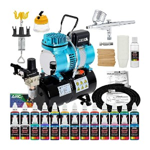 Master Airbrush G22  - Best Small Air Compressors: Precise spray control