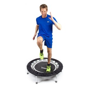 MXL MaXimus Life Maximus Pro USA Home Gym Rebounder Mini Trampoline  - Best Trampoline Rebounder: A complete package